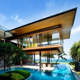 The Fish Pool House…