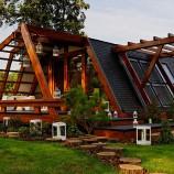 Soleta, une maison roumaine plus qu'atypique