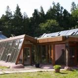 Earthship, maison écologique