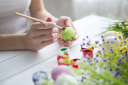 Idées déco & créative pour bien fêter Pâques