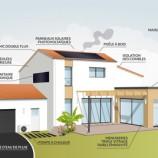 Maison passive, économe en énergie