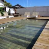 Votre piscine à fond mobile