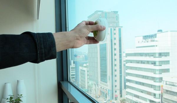 Window Socket, la mini prise solaire