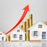La reprise du marché immobilier