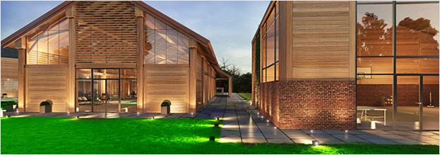 Labelsécologiques, l'éco construction Les Essentiels Maison # Eco Construction Bois