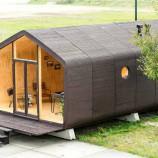 Une maison 100% recyclable