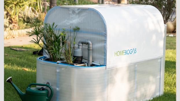 Transformez vos déchets en gaz grâce à Homebiogas