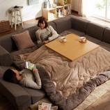 Kotatsu, la table chauffante japonaise